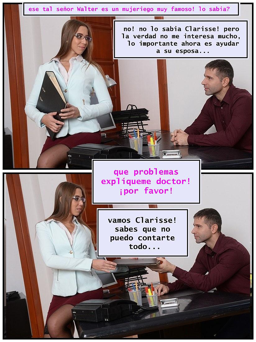 secretaria complaciente xxx pag3