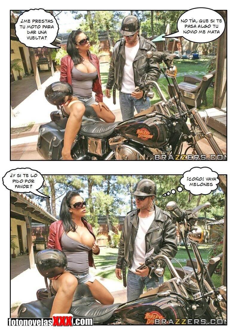 montar tu moto