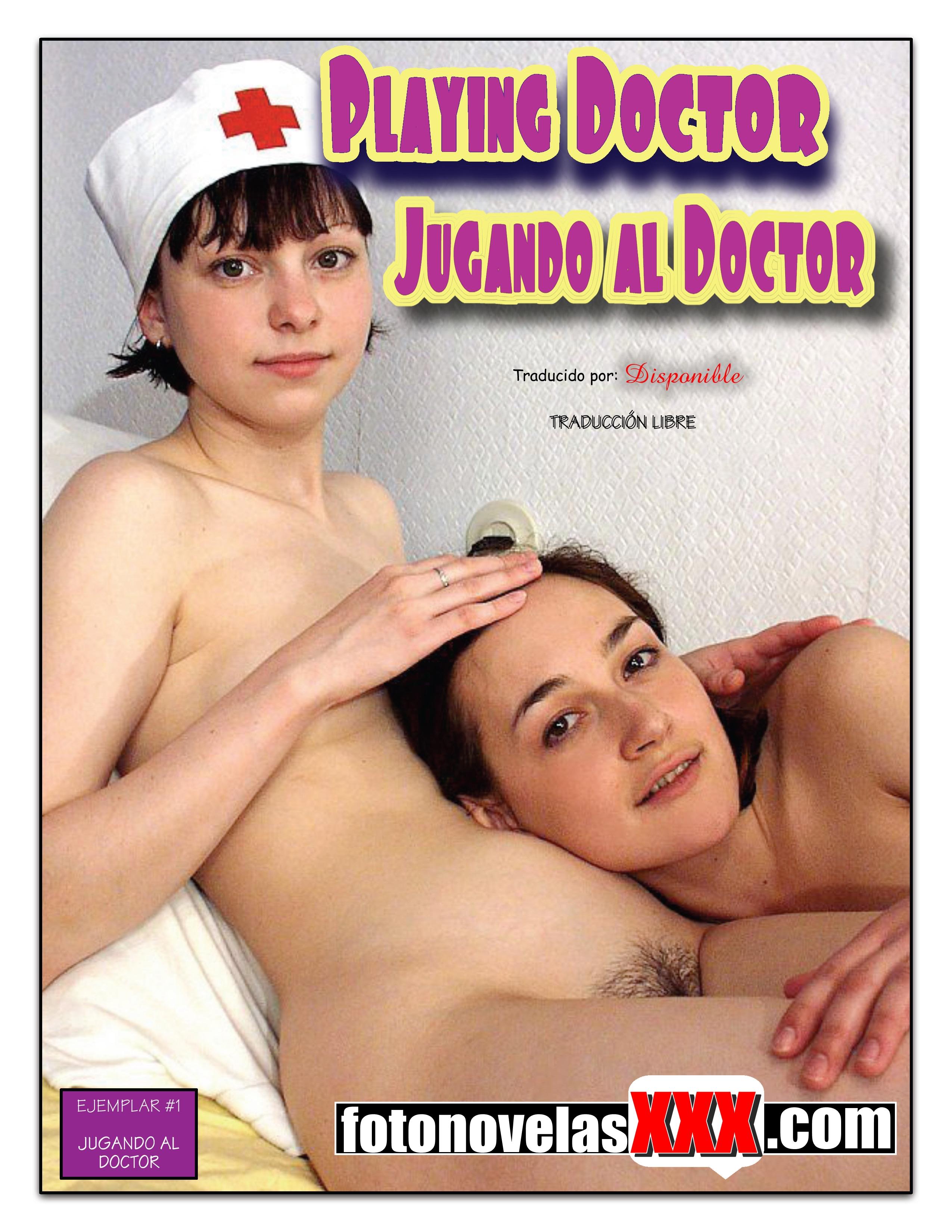 jugando al doctor