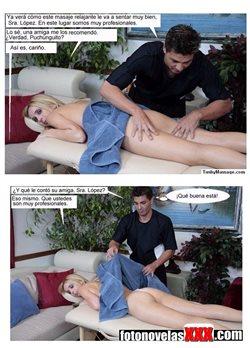 el masajista y la puta de mi mujer