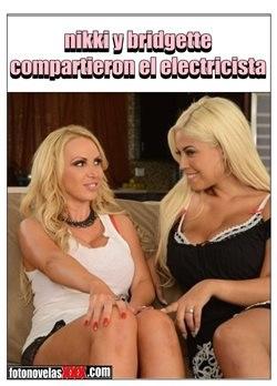 nikki y bridgette compartieron el electricista