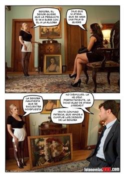 la criada y la señora