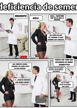 deficiencia de semen