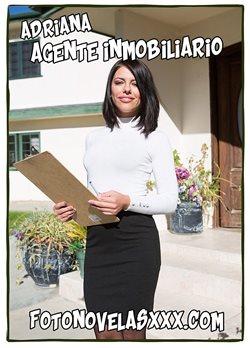 Adriana agente inmobiliaria