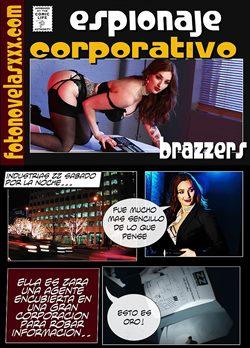 espionaje corporativo brazzers