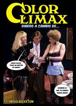 dinero a cambio de sexo-color climax