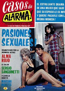 casos de alarma pasiones sexuales