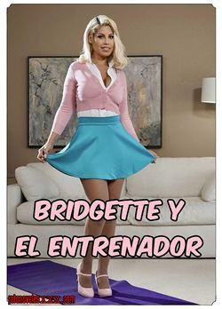 Bridgette y el entrenador xxx