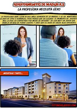 apartamento de maduras
