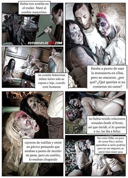 zombies folladas