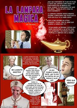 la lampara magica xxx