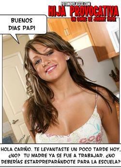 hija provocativa