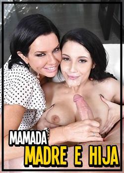 mamada madre e hija