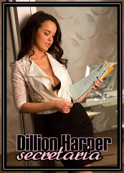 Dillion Harper secretaria