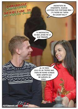 follada navideña